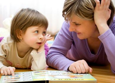 Роля на четенето при децата