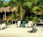 Мечтата Бар на плажа или изкушението на бягството